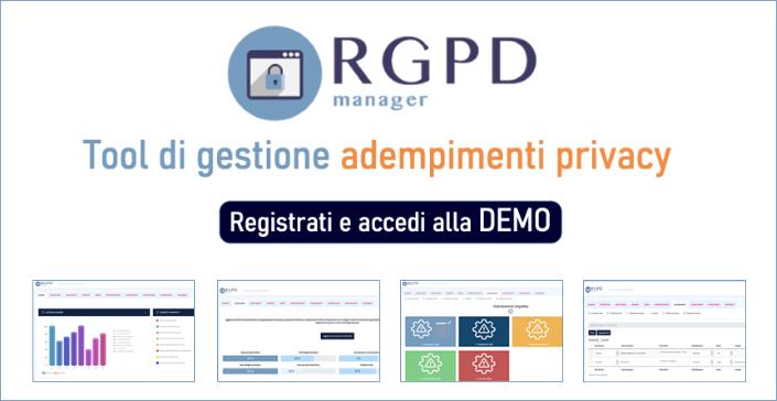 rgpd tool adempimenti privacy